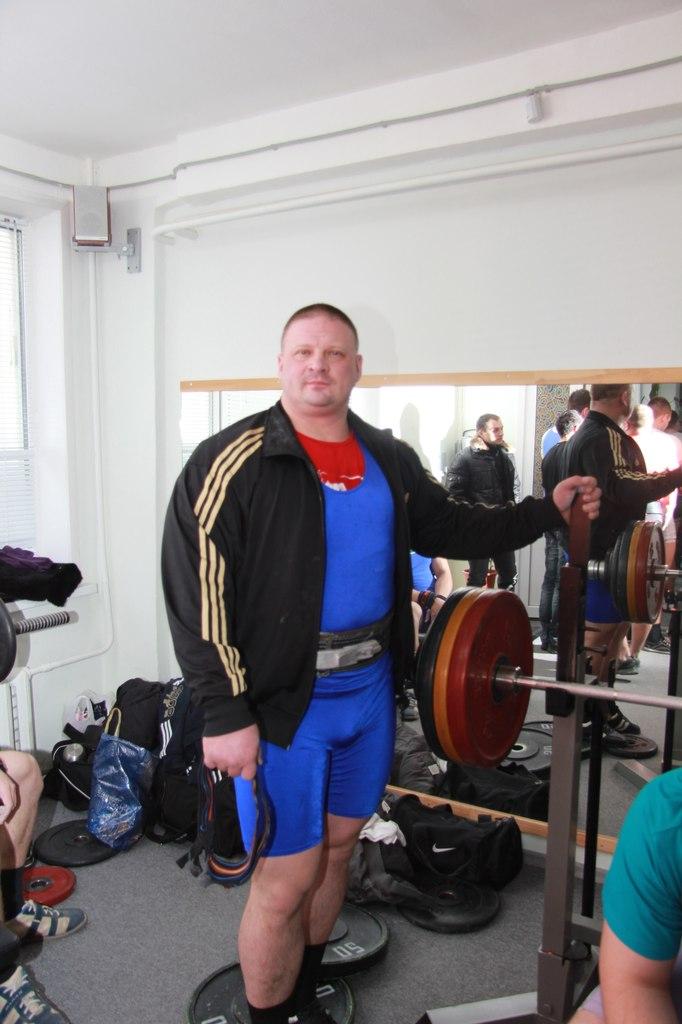 фотография тренера александра