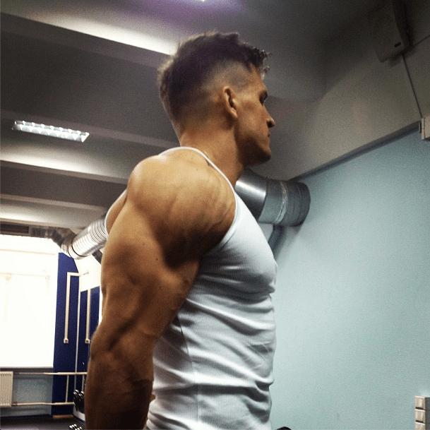 дельтовидные мышцы качка