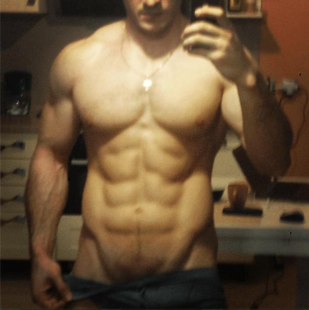 Мужское тело в домашних условиях