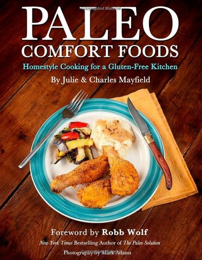 книга Paleo Comfort Foods
