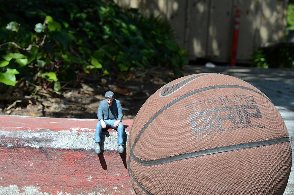баскетбол зожник