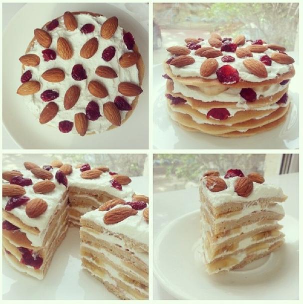 Зожный десерт от Александры Томилиной