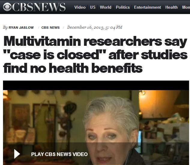 """""""Дело ясное"""" - говорят на страницах CBS News."""