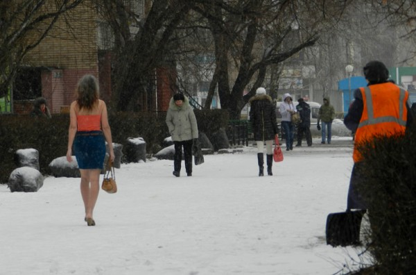снегурочка из Тольятти2
