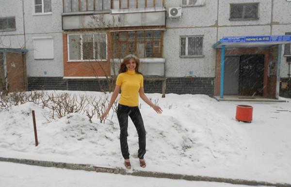 снегурочка из Тольятти6