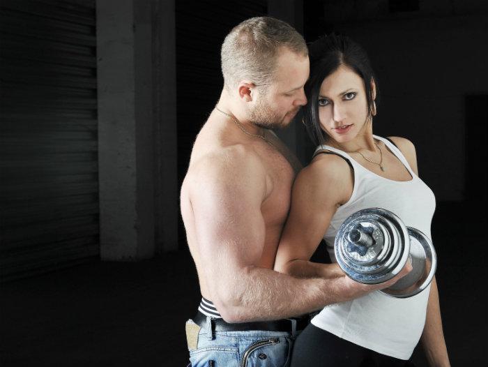 Людмила Тодорова и ее тренер