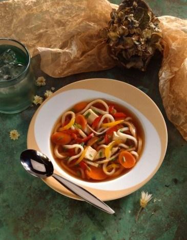 тайский суп с тофу зожник