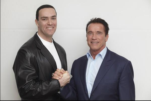 Всем рекомендую посмотреть The Last Stand! Отличный фильм, Arnold  @Schwarzenegger is back!