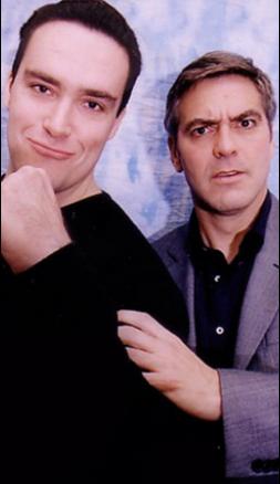 Александр Невский и Джорж Клуни