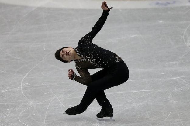 Yan Han of China