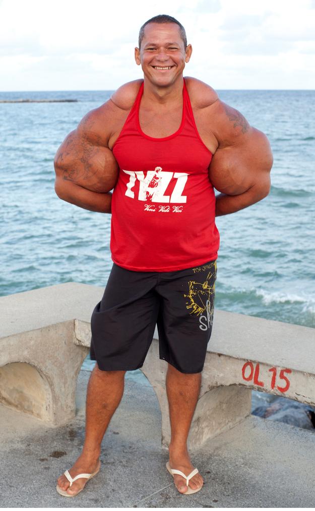 Вставные мышцы - это ужасно