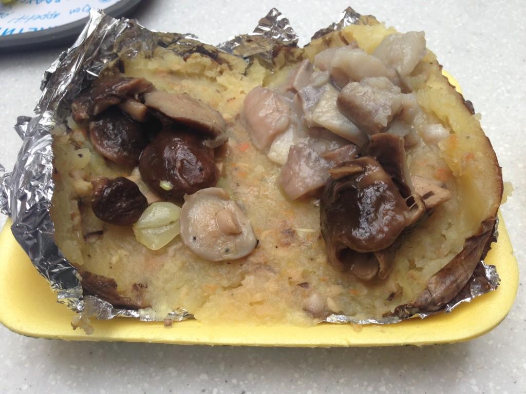 Крошка-картошка с КБЖУ