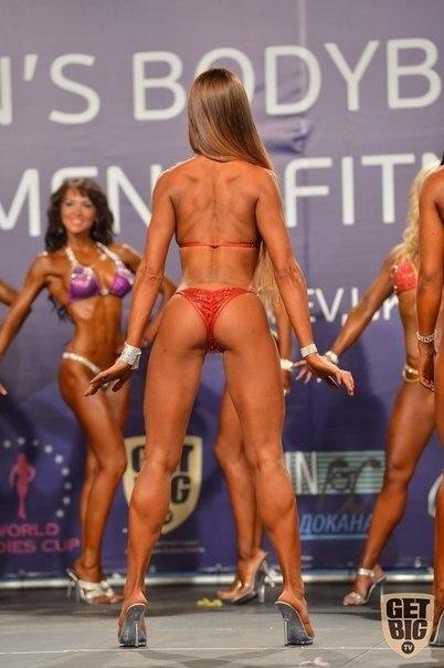 Марина митрофанова фитнес бикини