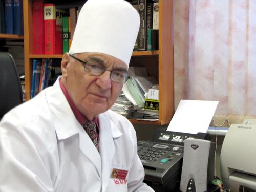 Анатолий Зильбер