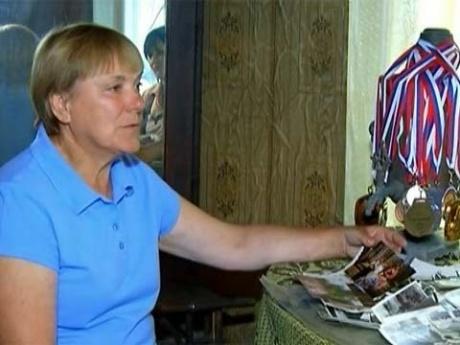 Чемпионка мира по метанию ножей из Сасово