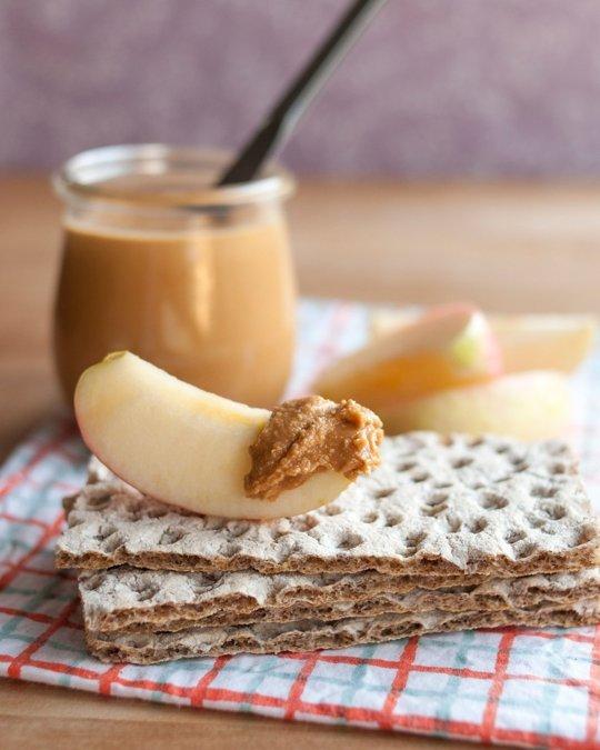 Как сделать арахисовую пасту без масла и сахара