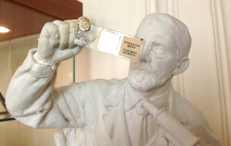 Музей гигиены в Санкт-Петербурге. Фоторепортаж. фото 10
