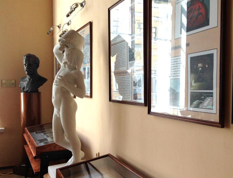 Музей гигиены в Санкт-Петербурге. Фоторепортаж. фото 12