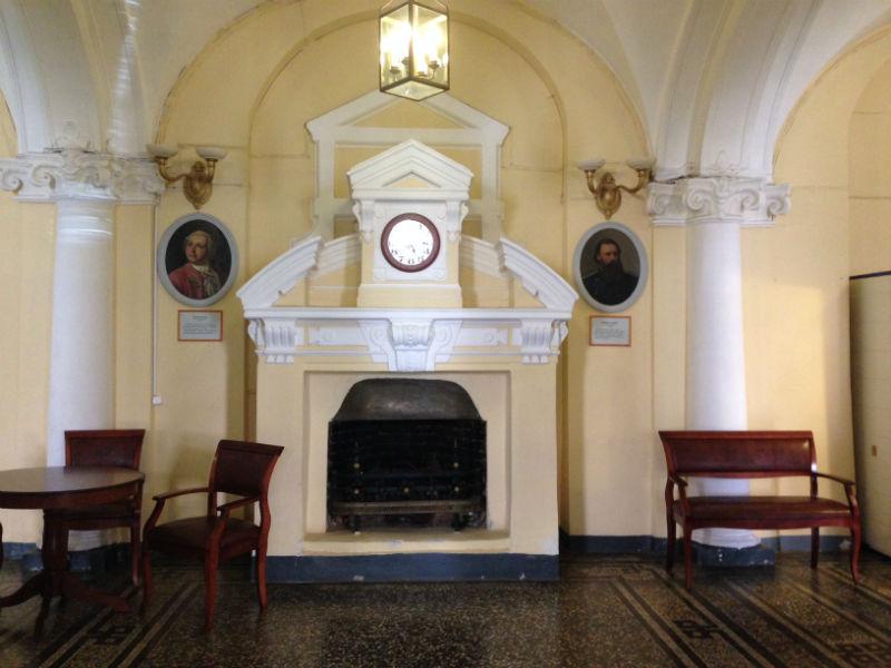 Музей гигиены в Санкт-Петербурге. Фоторепортаж. фото 3