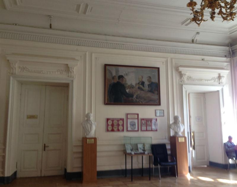 Музей гигиены в Санкт-Петербурге. Фоторепортаж. фото 6