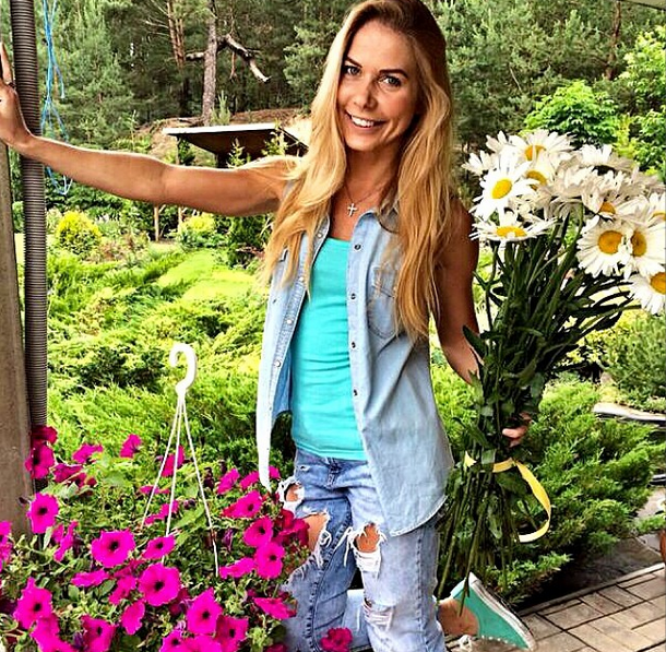Анастасия Судовцова