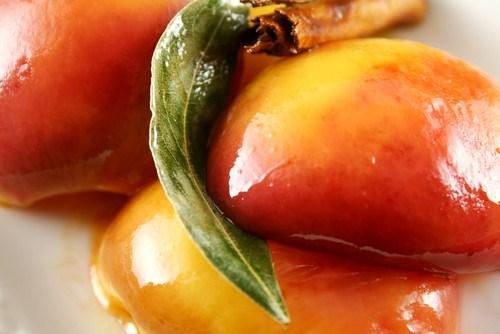 медовые персики зожник