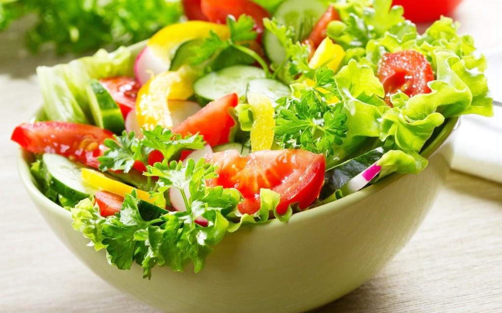 большой салат