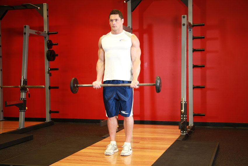 минимальная нагрузка для роста мышц
