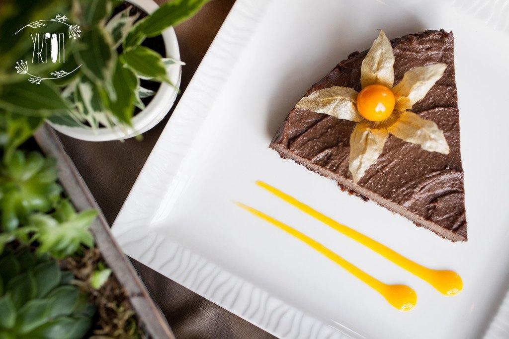 шоколадный кейк сыроеды зожник