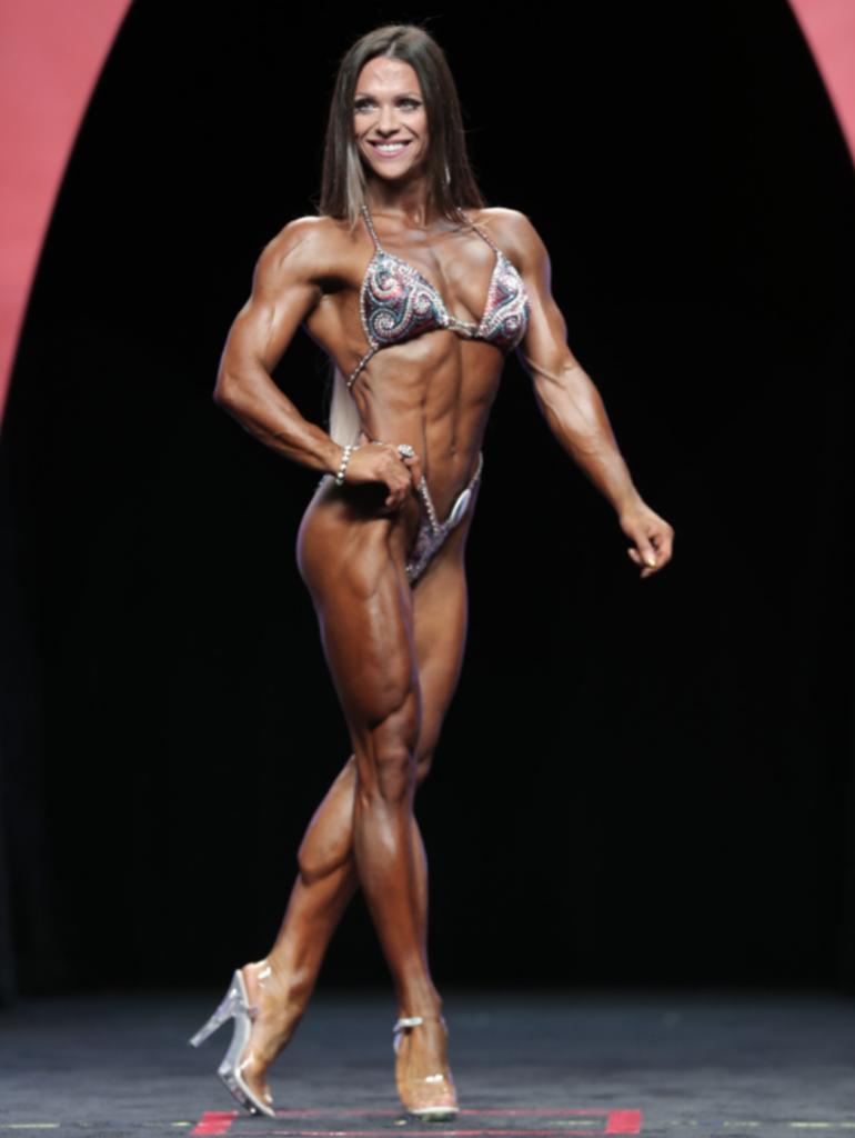 Fitness: Oksana Grishina