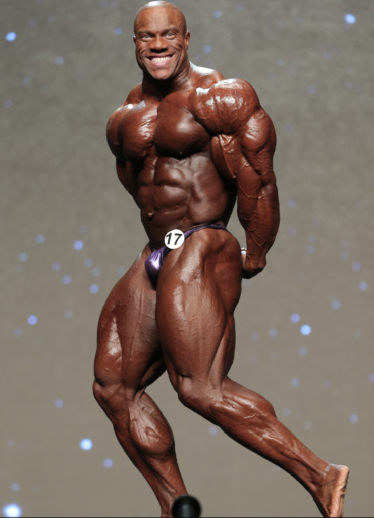 Men's Bodybuilding: Phil Heath