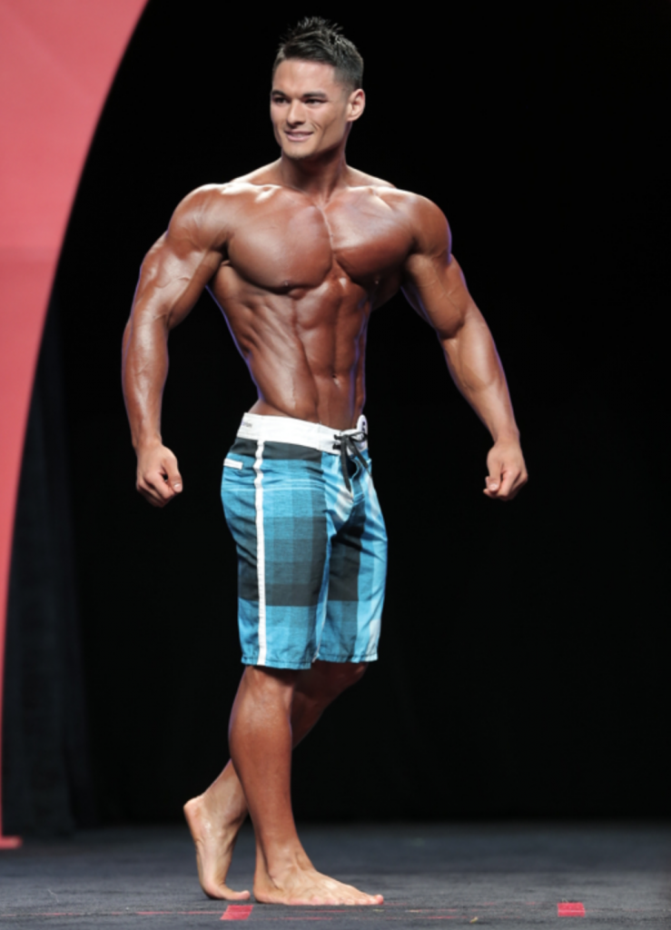 Men's Physique: Jeremy Buendia