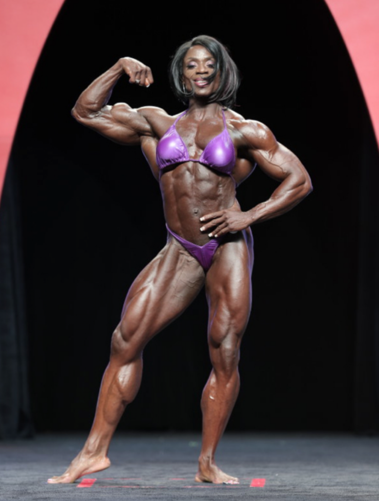 Women's Bodybuilding: Iris Kyle