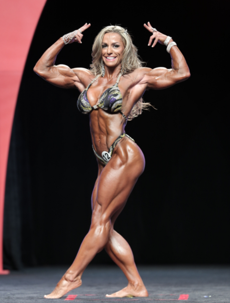Women's Physique: Juliana Malacame