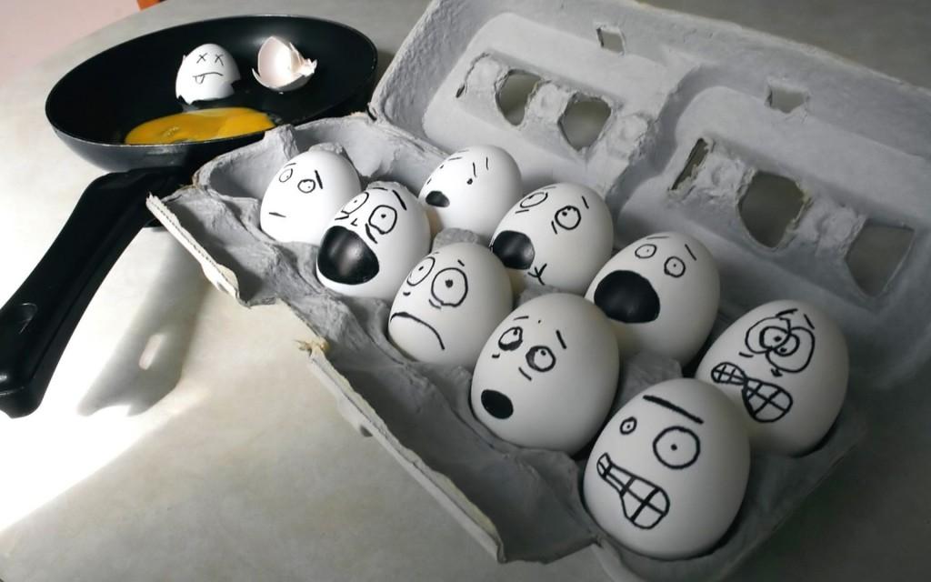 Сколько яиц можно съедать в день?