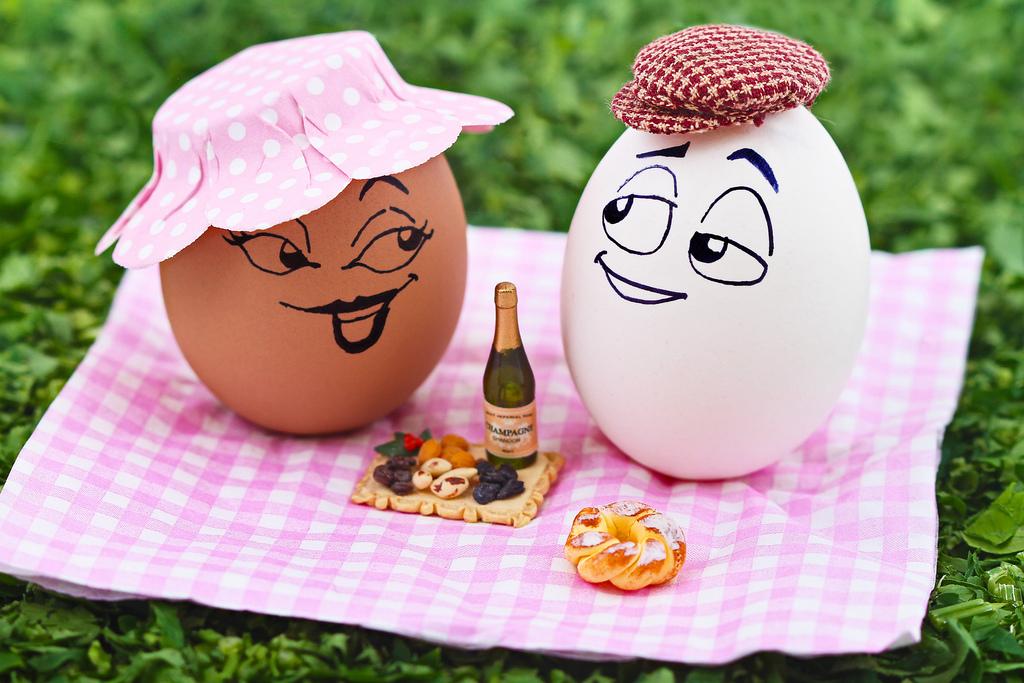 Состав и калорийность яиц