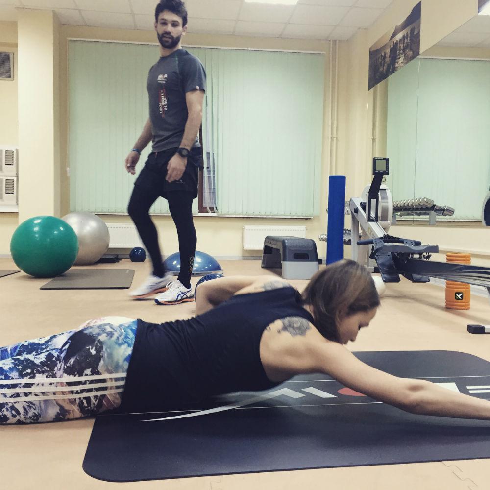 Антон Филиппов Soul Fitness