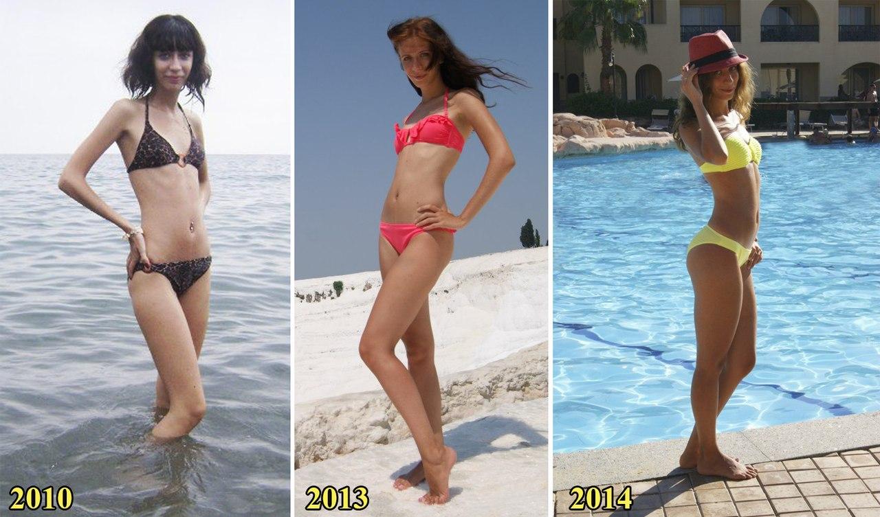Как похудеть в деревне летом