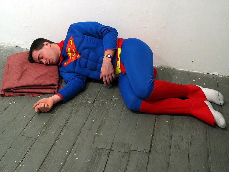 Superman-Sleeps-front
