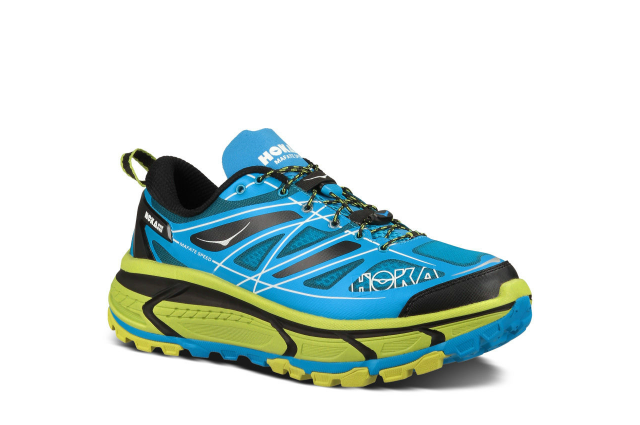 15 hoka one Mafate Speed