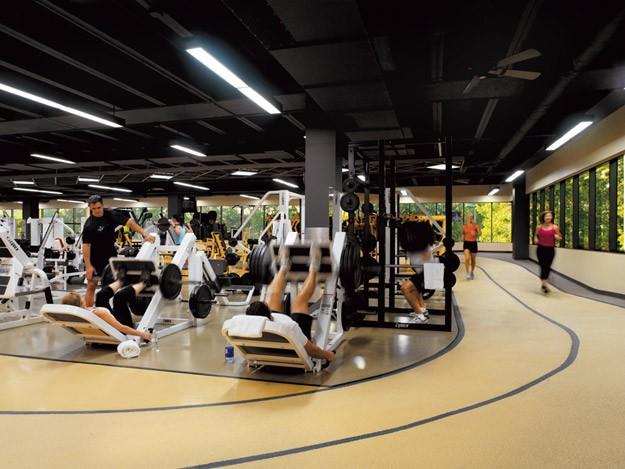 Самые дорогие фитнес-залы в мире. Хьюстон
