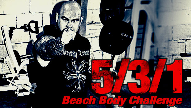 5-3-1_Beach_Body_Challenge