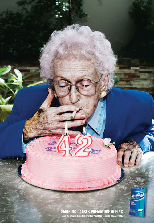 Nicotinell---Smoking-causes-premature-ageing