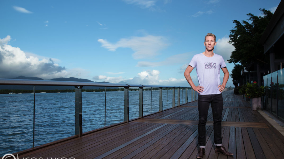 Tim Van Berkel (AUS) TRIATHLON - SCODY ATHLETES / Cairns Airport Adventure Festival - Caffiend and Harbour - Cairns - Queensland - Australia - 2014