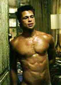 The Brad Pitt Fight Club Workout Dissected  Fitness BampW