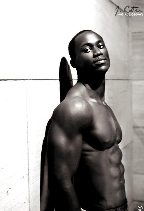 Красивые тела мужчин негры