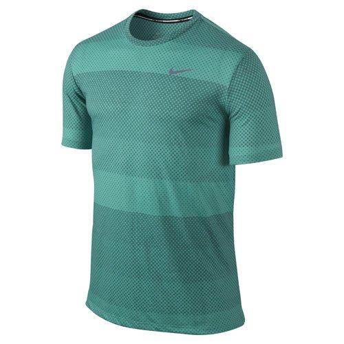Nike Футболка спортивная NIKE DF COOL TAILWIND STRIPE S