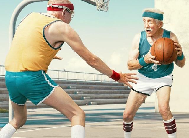 Как тренироваться в старости
