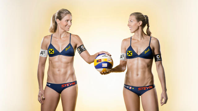 Steffi Schwaiger und Barbara Hansel