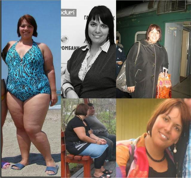 Как похудеть 25 кг за полгода